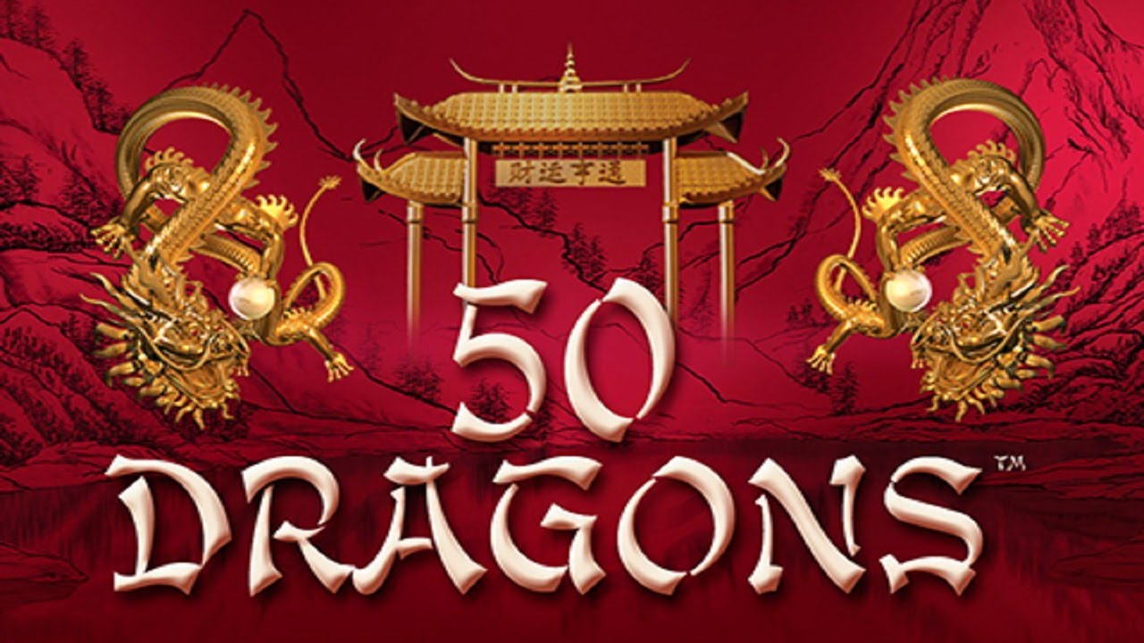 50 Dragons machine avis : on vous dit tout !